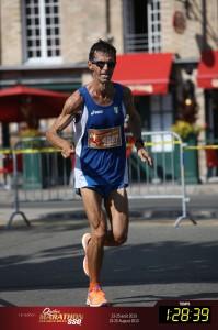 Quebec Canada Half Marathon 25/08/2013